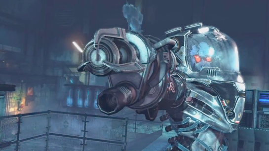 Arkham City Mr. Freeze